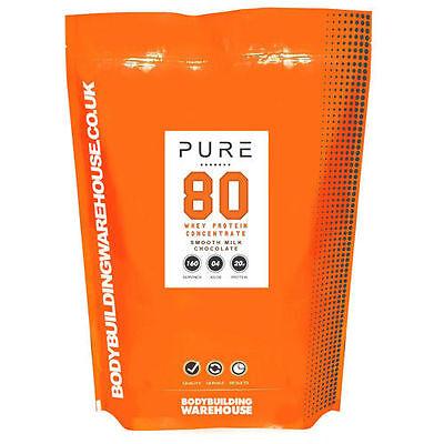 Pulver-konzentrat (100% Whey Proteinpulver Konzentrat WPC80 Shake Getränk - 5KG (Schoko Orange))