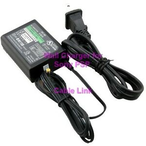 New Replacement PSP AC Charger for PSP 1000, 2000 & 3000 more