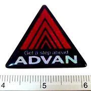 Advan Sticker