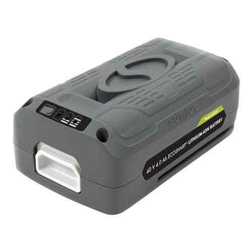 Snow Joe + Sun Joe iONMAX iBAT40 EcoSharp® Lithium-Ion Battery 40 Volt