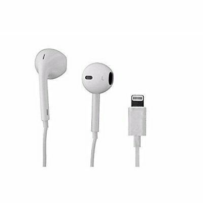 Apple iPhone 7, iPhone 7 Added to Earpod / Earbud / Earphones / Headphones Whi..