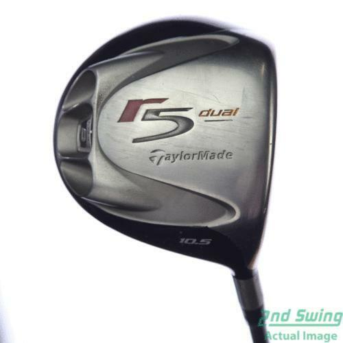 Taylormade R1 Driver >> TaylorMade R5 Dual Driver | eBay