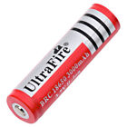 UltraFire Rechargeable Batteries 3 Ah Amp Hours