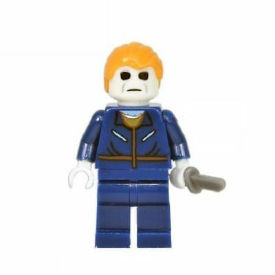 MICHAEL MYERS HALLOWEEN HORROR FIGURE MINI Blocks PLAY WITH LEGOS USA SELLER NIP](Halloween Fun With Kids)