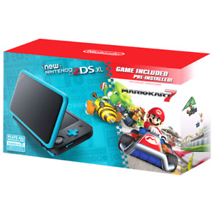 New since Christmas 2ds xl and games