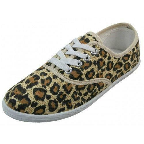 animal print sneakers women 39 s shoes ebay. Black Bedroom Furniture Sets. Home Design Ideas