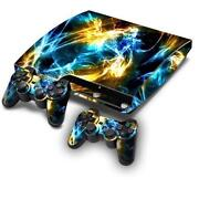 PS3 Slim Stickers