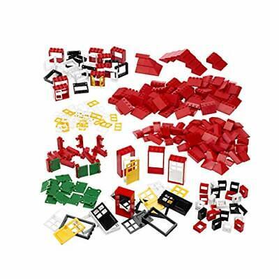 Doors Windows Roof Tiles - LEGO Education Doors, Windows, and Roof Tiles Set