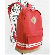 Cute Canvas Backpack