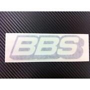 BBs Decal