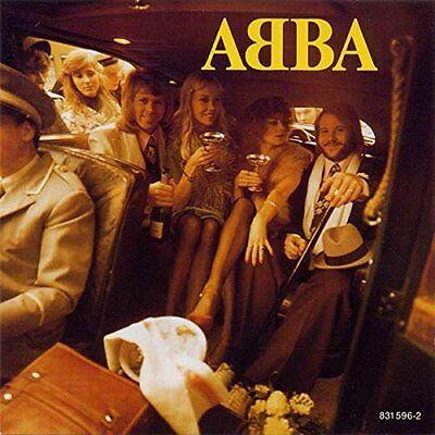 ABBA ABBA CD 1975 GERMANY POLYDOR POLAR RECORDS 843 596 2 NEW