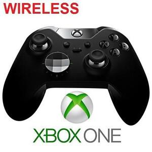 NEW XBOX ONE WIRELESS CONTROLLER - 112327526 - VIDEO GAMES - ELITE