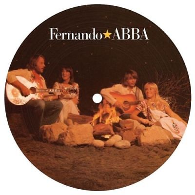 ABBA Fernando Single Picture Disc Vinyl New Sealed Limited Edition