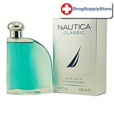ND NAUTICA CLASSIC 3.4 EDT SP FOR MEN