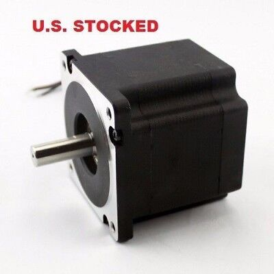 3pcs Nema34 640 Oz-in 4.5a Stepper Motor Kl34h280-45-4a
