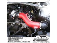 AF DYNAMIC COLD AIR INTAKE KIT FOR 2011-2014 FORD MUSTANG V6 ST BASE GT 3.7L 3.7