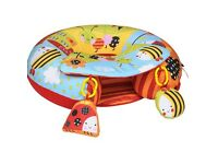 Red Kite Sit Me Up Inflatable Ring (Garden Gang)