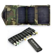 Solar Charger Notebook