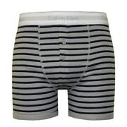 Calvin Klein Button Fly Boxers