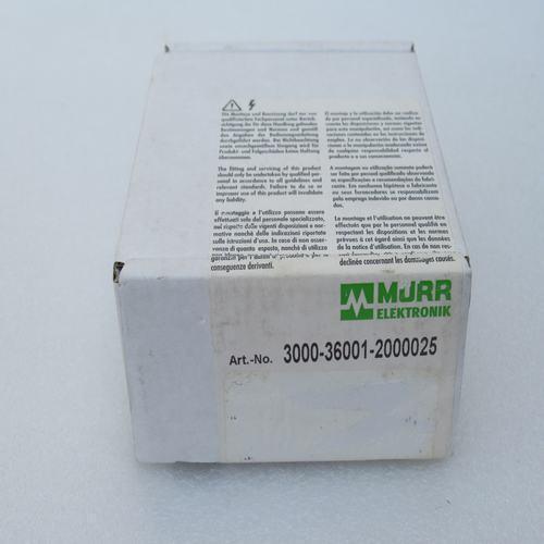 1pcs New Moore Murr Module 3000-36001-2000025