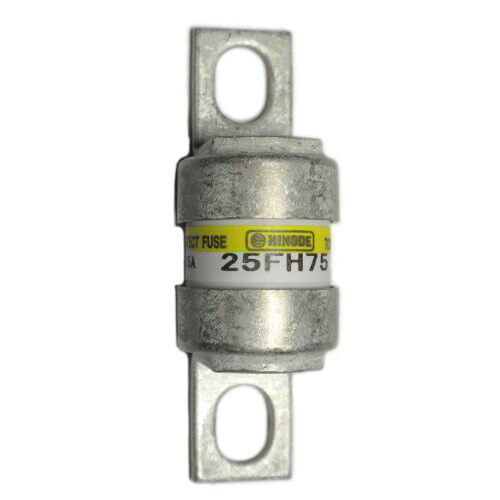 25FH75 Hinode Super-Rapid Fuse 250V 75A, Bolted