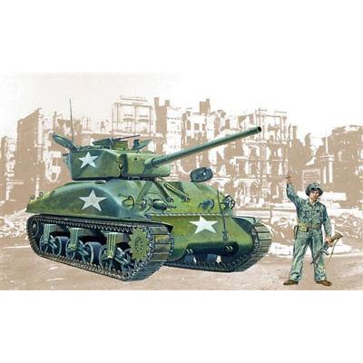 ITALERI Sherman Tank 225 1:35 Military Vehicle Model Kit