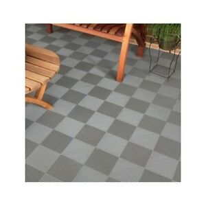 outdoor patio tiles flooring perforated interlocking non