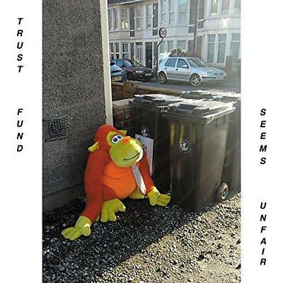 Trust Fund   Seems Unfair  New Vinyl Lp