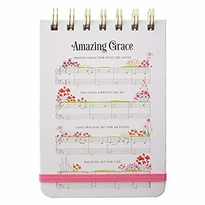 Spiral Notepad Amazing Grace US IMPORT ACC NEW - $4.82