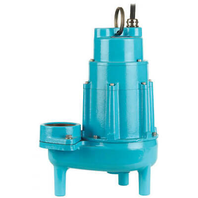 Sewage Pump Little Giant 20s-cim Submersible 2hp New