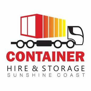 CONTAINER HIRE & STORAGE SUNSHINE COAST Landsborough Caloundra Area Preview