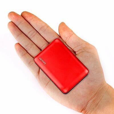 Vancely Powerbank 10000mAh Caricabatterie PortatileUltra-Compact Mini Batteri...