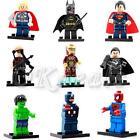 Superman Lego Figure