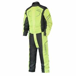 DriRider Hurricane 2 RAIN Suit Fluro - Large Frenchs Forest Warringah Area Preview