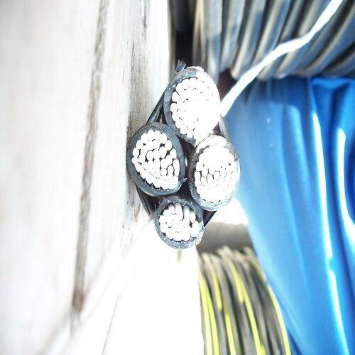 350\' 350-350-350-4/0 350MCM Slippery Rock Aluminum Quadruplex URD ...