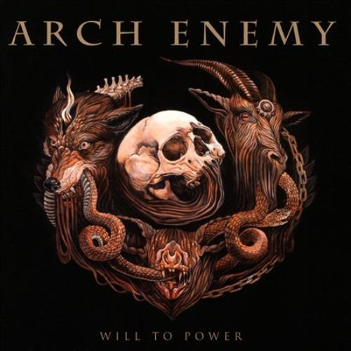 ARCH ENEMY - WILL TO POWER NEW CD