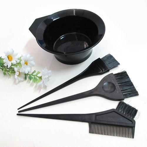 hair color brushes - Coloration Semi Permanente Roux