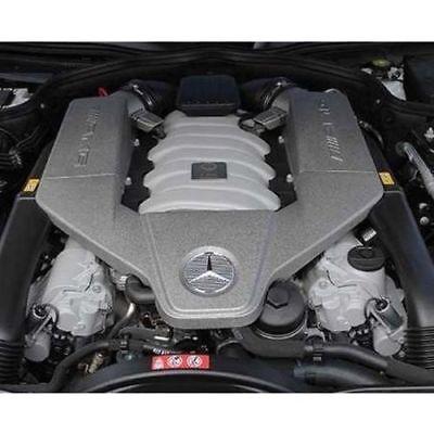 08 Mercedes ML63 AMG 6,2 V8 6,3 M156 156.980 156980 Motor Engine 510 PS Überholt