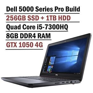 Dell Inspiron 15 5000 Gaming Laptop 15.6 Screen