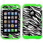 Zebra Print iPhone 3GS Case