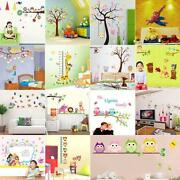 Removable Wall Decals Animals