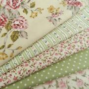 Cream 100% Cotton Fabric