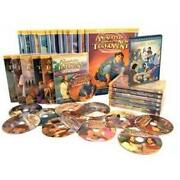 Animated Bible Stories DVD