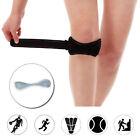 Black Knee Elastic Tapes/Bandages Sleeves