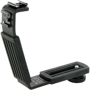 Vello-CB-510-Dual-Shoe-Bracket-with-Silicon-Rubber-Grip