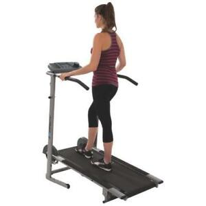 Exerpeutic 100XL Folding Manual Treadmill - Model #: 4010