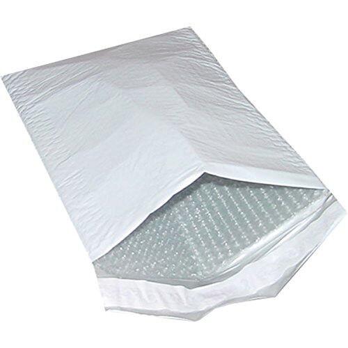 как выглядит Носитель информации для компьютера Yens® 100 #5 Poly Bubble Padded Envelopes Mailers 10.5 X 16 100PB5 фото