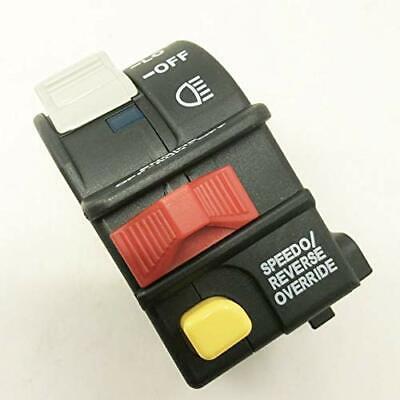 Headlight On Off Handlebar Start Switch Polaris Scrambler 500 (1999-2001) 2000 Polaris Scrambler 500