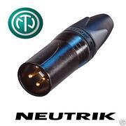 Neutrik XLR Connectors