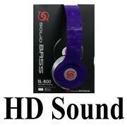 Purple Beats Headphones